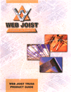 Cover image of Web Joist Truss Product Guide.