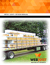Cover image of Web Joist WEB-i Product Guide.